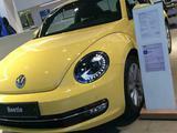 Volkswagen Beetle, 2015, с пробегом