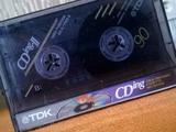 Кассеты аудио sony TDK CrO2