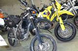 Suzuki 250SB (сузуки мотоцикл (эндуро)