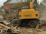 Снос зданий демонтаж домов