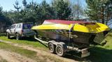 Перевозка лодок и катеров, спуск, подъем