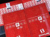 Самоклеящаяся бумага (этикетки) A4 -33 шт. на лист